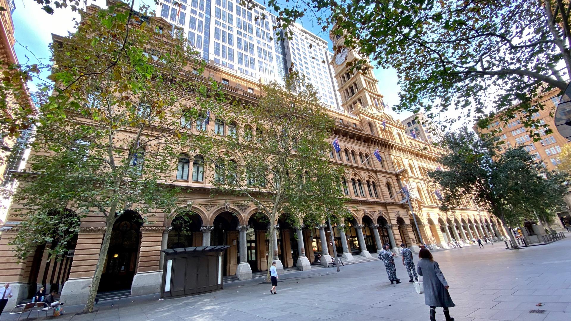 Hotel in Sydney CBD
