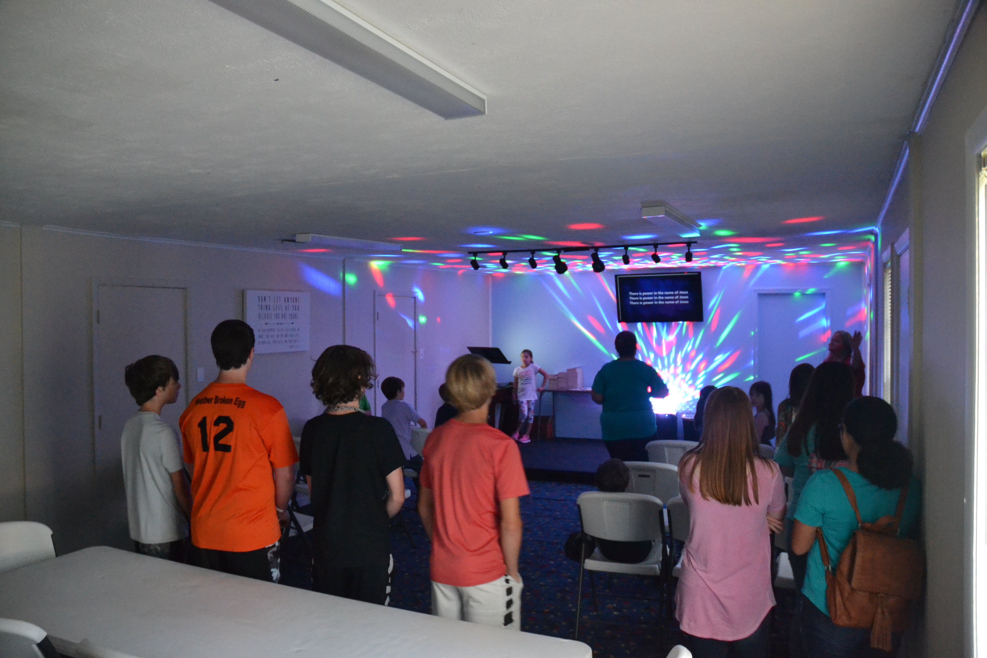 Wednesday Night Youth Worship