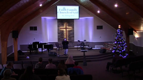 """""""Happy New Year"""" - Pastor James Little - Sunday AM Service - 1/3/21"""