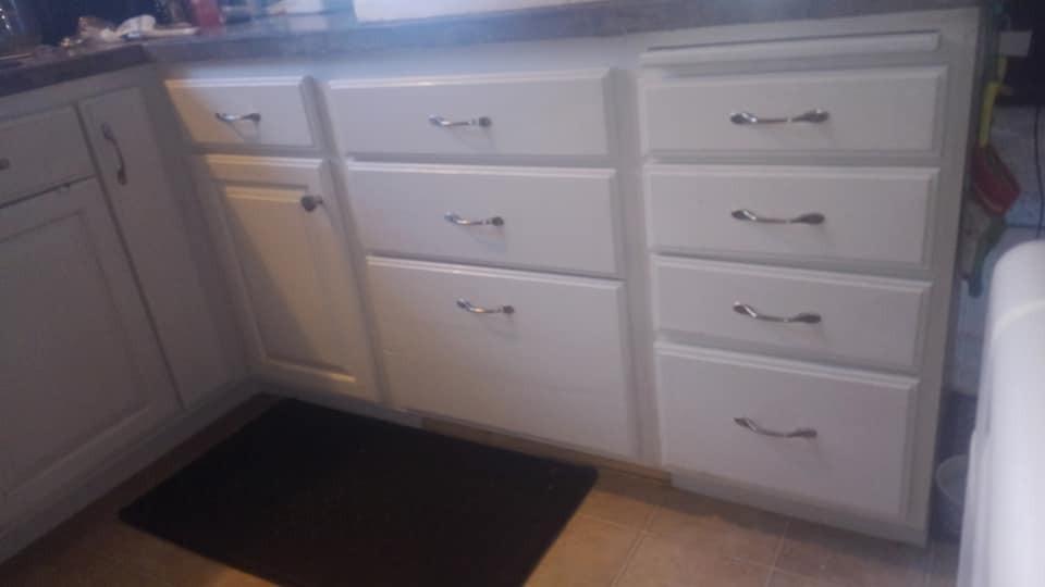 After dishwasher