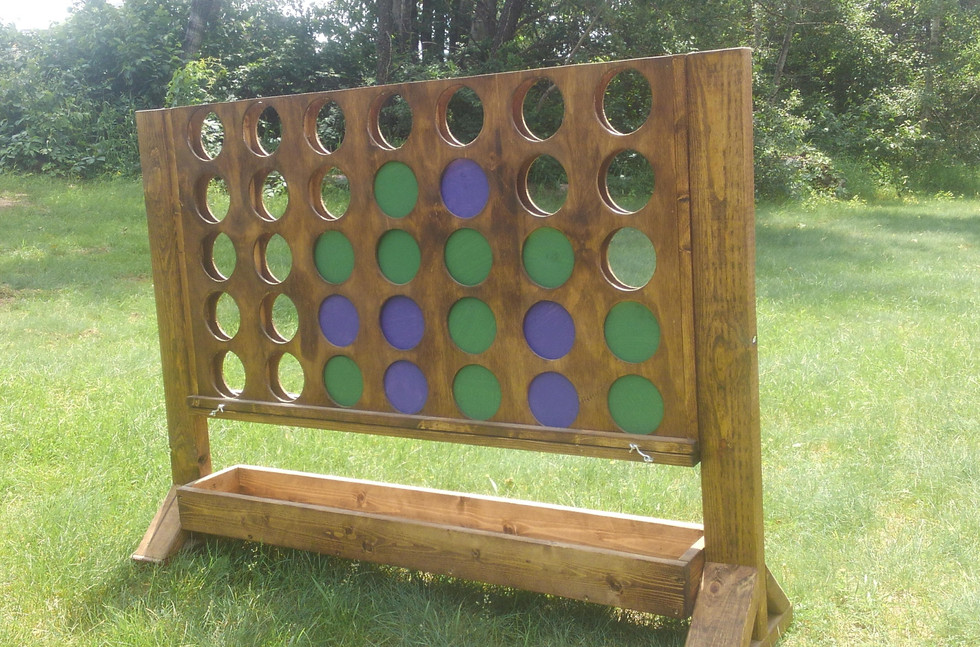 Outdoor Connect Four