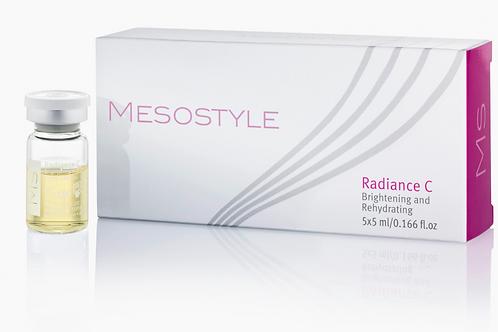 5 viales Mesostyle Radiance C