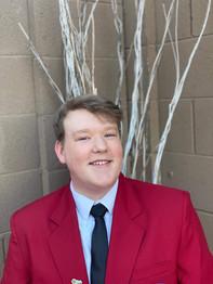Cole Lowrey - Treasurer