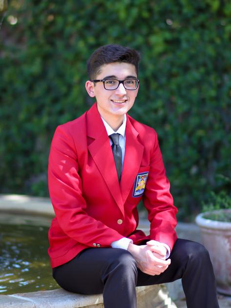 Matthew Galindo - Region 5 President
