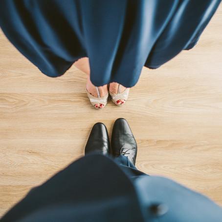 Três tipos de personalidade dos casais