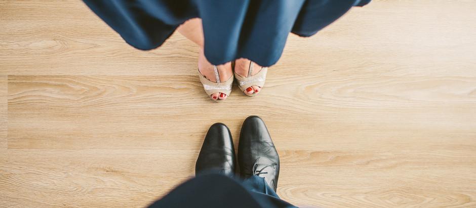 Wie die richtigen Schuhe Ihr Leben verändern!