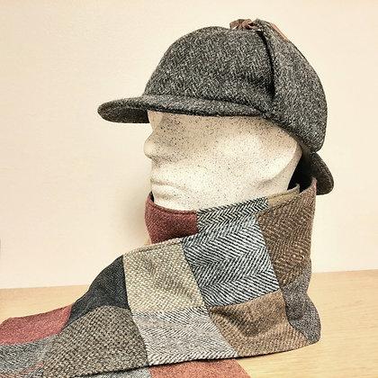 Hanna Hats -tweed-lakki, S. Holmes