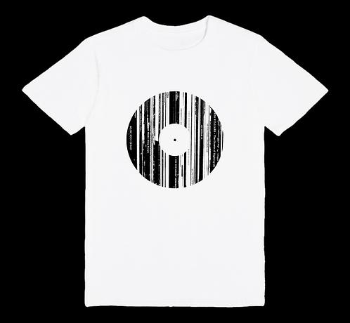 LP t-paita, design Tenho