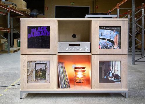 Ylläs Record Cabinet
