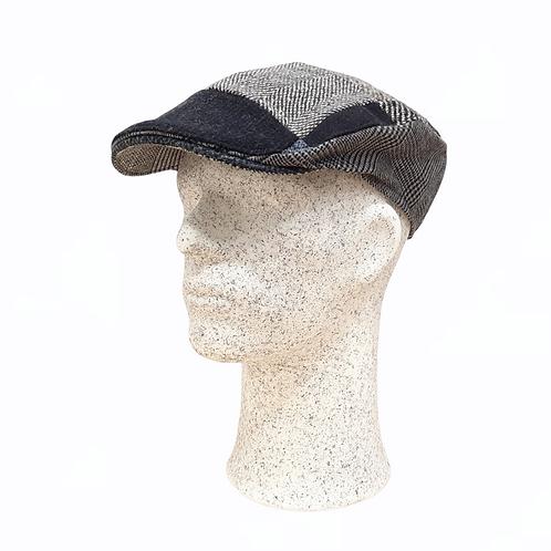 Hanna Hats -tweed-lätsä, kuosit vaihtelevat lakeissa