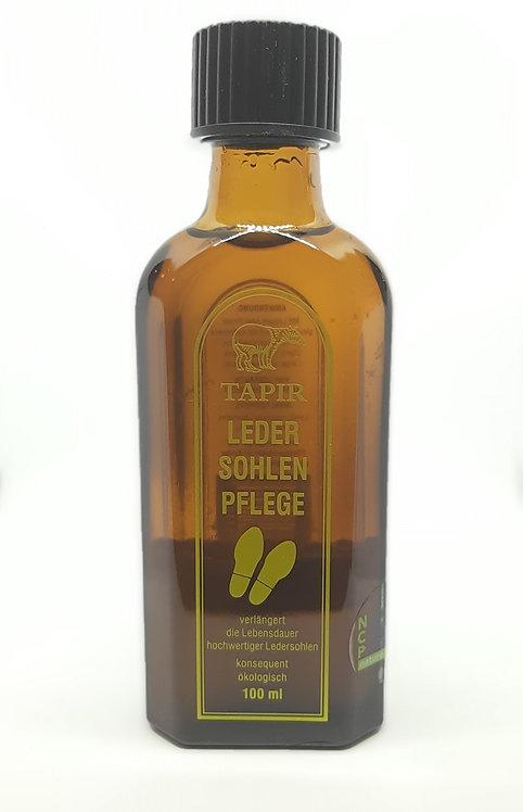 Tapirin pohjaöljy nahkapohjille