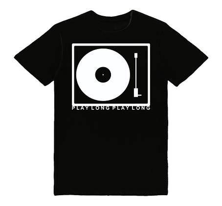 RECORD PLAYER t-paita, design Åkerberg Laihia