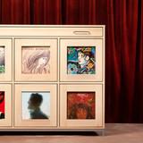 Record Cabinet Saana
