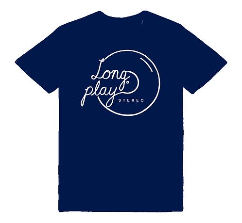 LONG PLAY t-paita, design Åkerberg Laihia