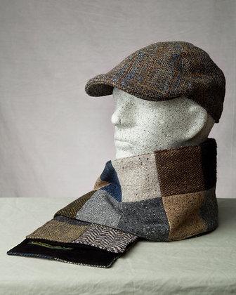 Hanna Hats -tweed-kaulahuivi