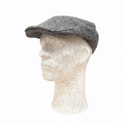Hanna Hats -tweed-lätsä, kalanruotokuosi