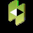 Houzz, Symbol, weiß