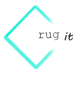 rug it, Logo, Logo Ideen, RUGit Store