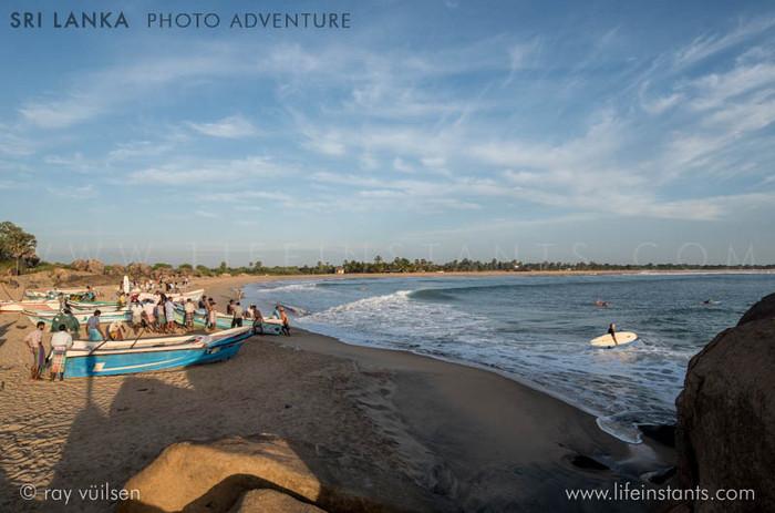 Photography Adventure Travel Sri Lanka Surf