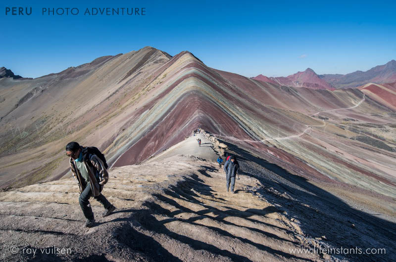 Photography Adventure Travel Peru Rainbow Mountain