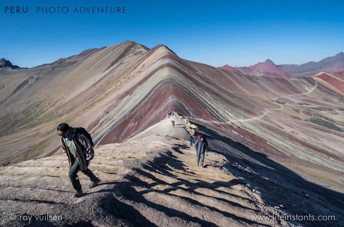Photography Adventure Travel Peru Rainbow Mountain