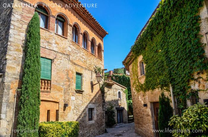 Photography Adventure Travel Catalunya Village