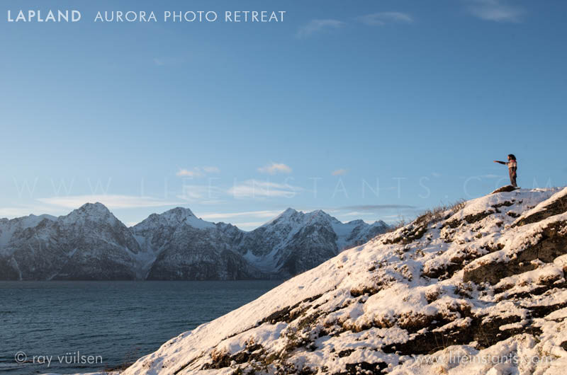 Photography Adventure Travel Lapland Aurora Hike