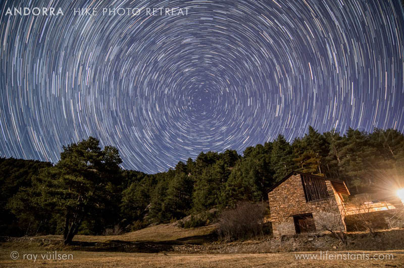 Photography Adventure Travel Andorra Hike Sky Astrophotography