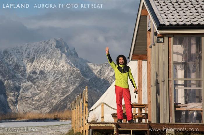 Photography Adventure Travel Lapland Aurora Hospitality