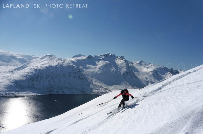 Photography Adventure Travel Lapland Ski Alpine Freerando