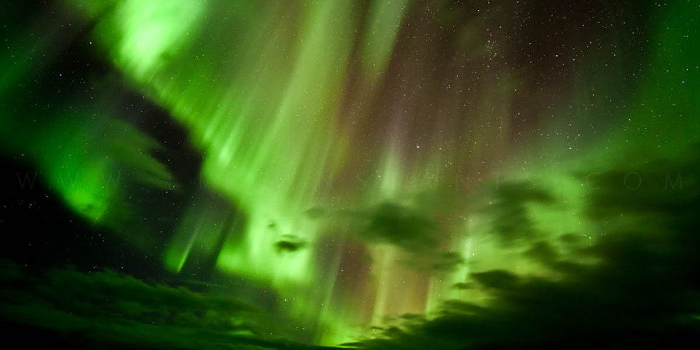 Life Instants Photography Adventure Travel Aurora Northern Lights