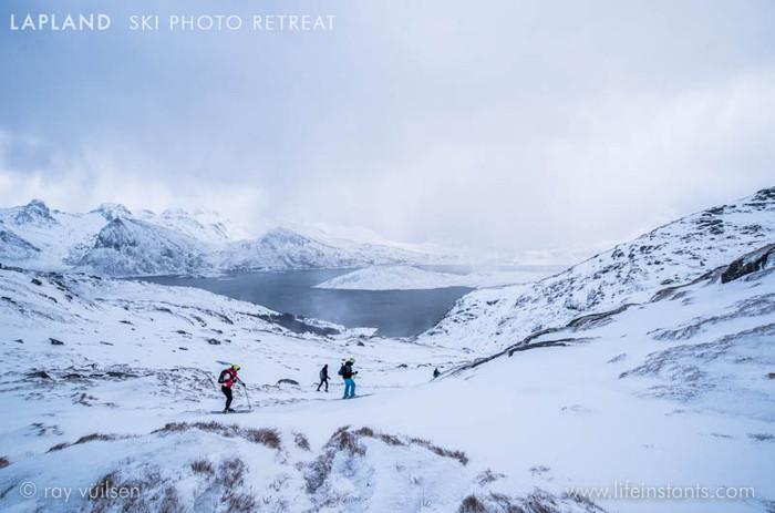 Photography Adventure Travel Lapland Ski Touring