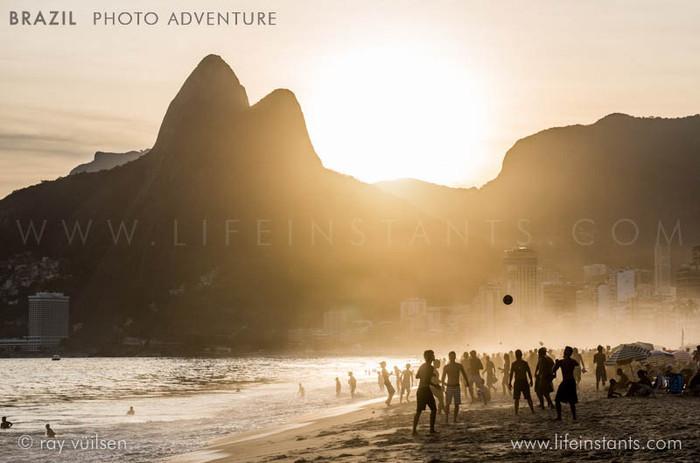 Photography Adventure Travel Brazil Ipanema