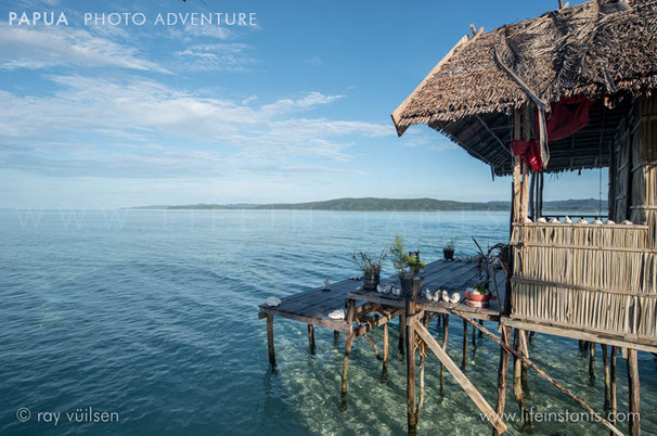 Photography Adventure Travel Papua Relax