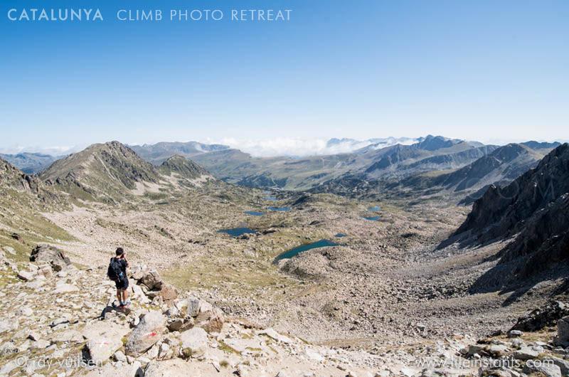 Photography Adventure Travel Catalunya Climb Lake Valley Hike