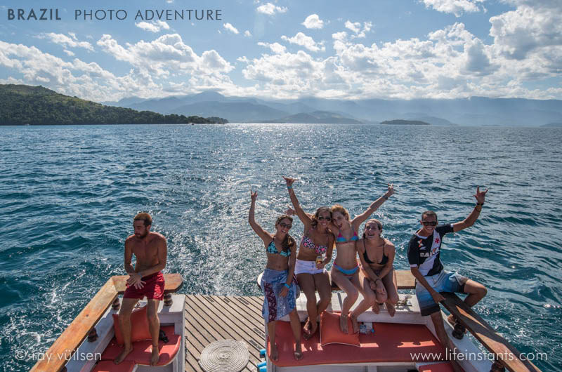 Photography Adventure Travel Brazil Boat