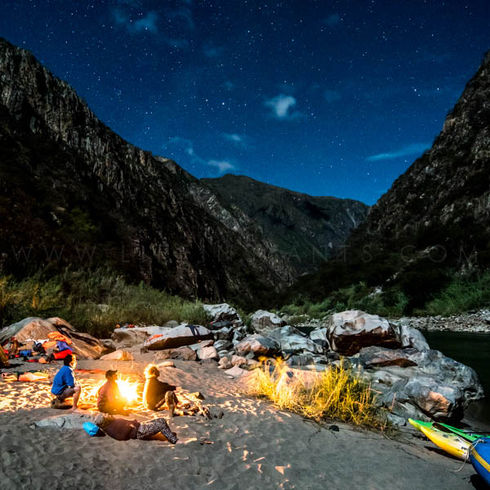 Life Instants Photography Adventure Travel Unique Camp Milky Way