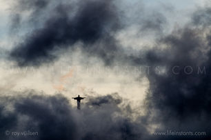 Life Instants Photography Adventure Travel Print Brasil Christ