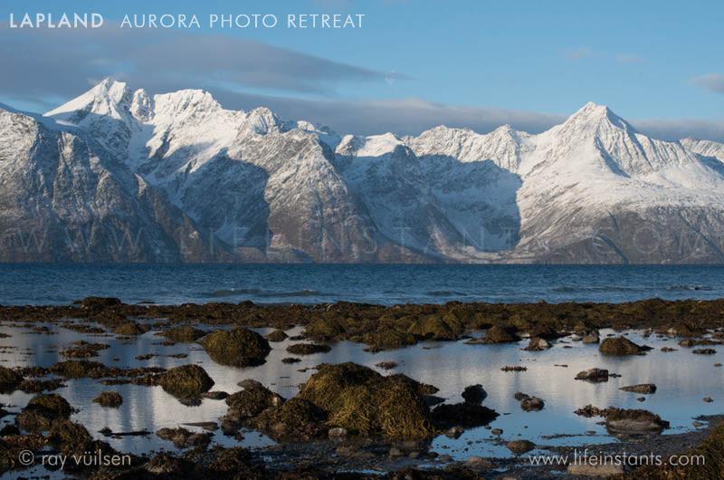 Photography Adventure Travel Lapland Aurora Fjord