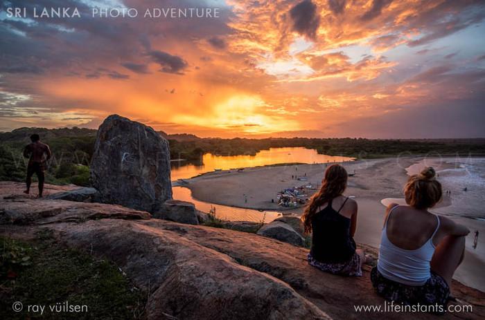 Photography Adventure Travel Sri Lanka Sunset Beach