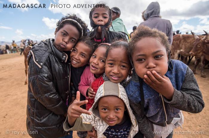 Photography Adventure Travel Madagascar Local Kids