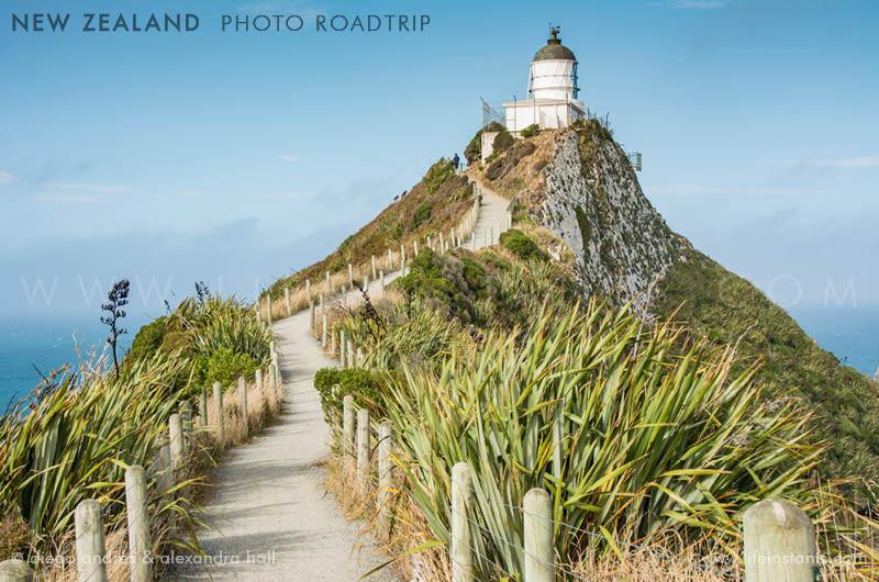 Photography Adventure Travel New Zealand Lighthouse