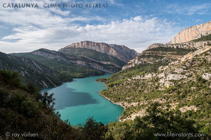Photography Adventure Travel Catalunya Climb Lake