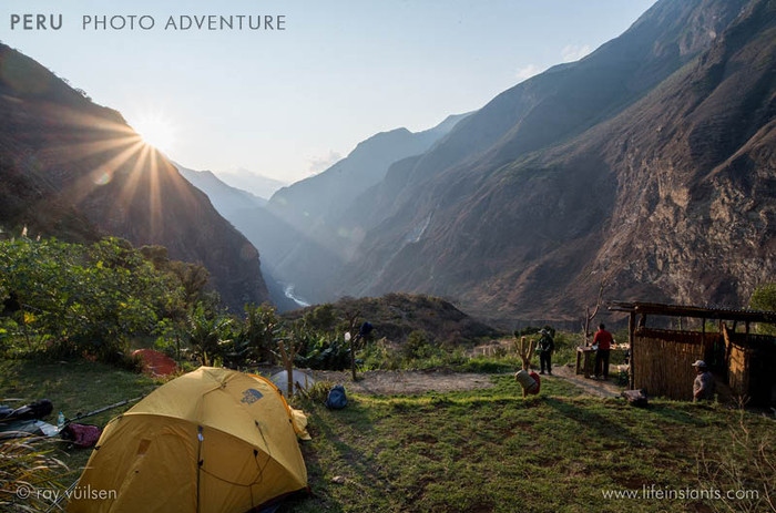 Photography Adventure Travel Peru Hike Camp Choquequirao