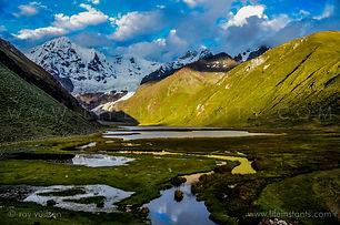 Life Instants Photography Adventure Travel Print Peru Andes