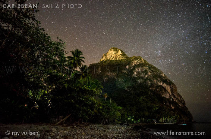 Photography Adventure Travel Caribbean Sail Sky Milky Way