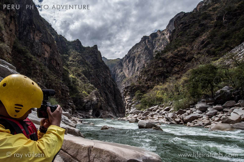 Photography Adventure Travel Peru Rafting