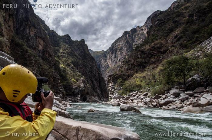 Photography Adventure Travel Peru Rafting