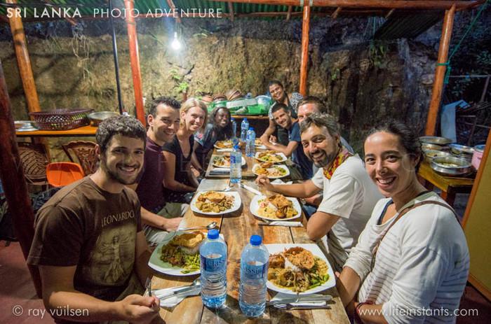 Photography Adventure Travel Sri Lanka Gastronomy