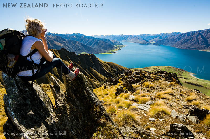 Photography Adventure Travel New Zealand Hike